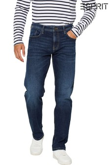 Esprit Dark Blue Stretch Denim Jeans