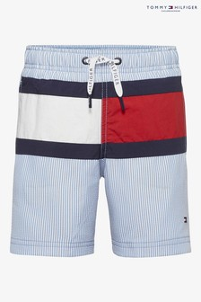 Tommy Hilfiger Boys Medium Drawstring Swim Short