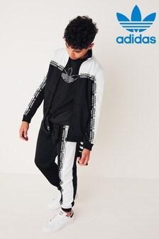 adidas Originals Black/White R.Y.V Joggers