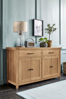 Thornley Oak Large Sideboard