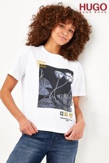 HUGO The Boxy Tee 4 T-Shirt
