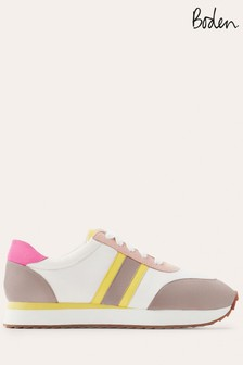 Boden White May EVA Trainers