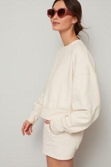 Co-ord Jersey Sweatshirt