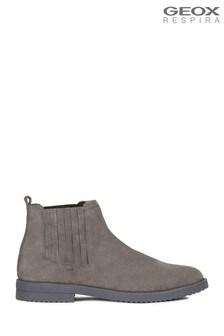 Geox Men's Brandled Grey Boot