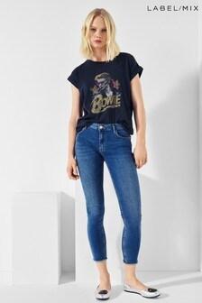 Mix/Reiko Lily Crop Jeans