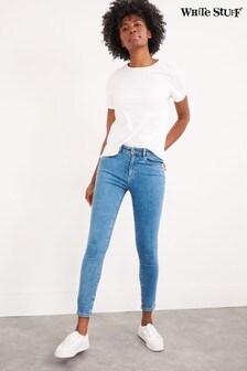 White Stuff Denim Skinny Jeans