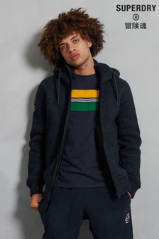 Superdry Expedition Zip Through Hoody
