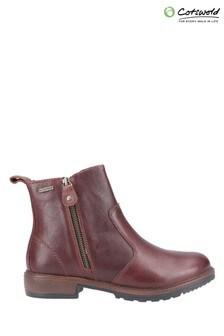 Cotswold Ashwicke Zip Ankle Boots