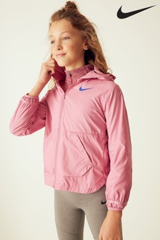 Nike Dri-FIT Pink Train Jacket
