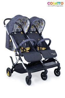 Cosatto Woosh Double Stroller Fika Forest