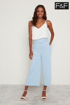 F&F Blue Trousers