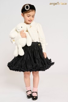 Angel's Face Black Pixie Tutu Skirt