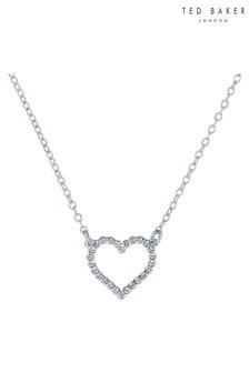 Ted Baker Lendra Crystal Heart Pendant