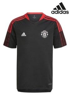 adidas Manchester United Kids Training T-Shirt