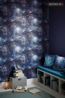 Arthouse Magical Kingdom Wallpaper