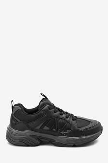 Кроссовки на массивной подошве с эластичными шнурками (Подростки)