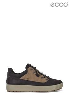 Ecco Black Lace Sneaker