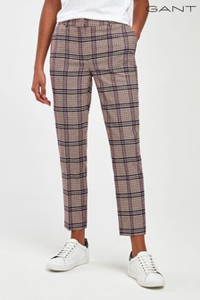 GANT Washable Wool Tapered Trouser
