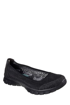 Skechers® Black EZ Flex 3.0 Beautify