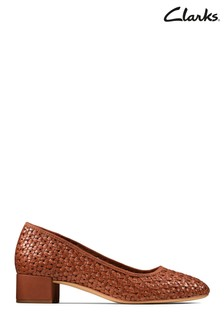 Clarks Tan Orabella Alice Shoes