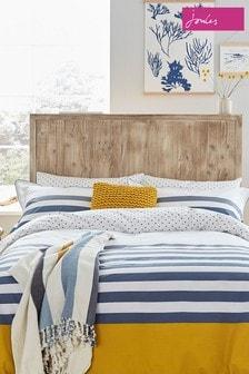 Joules Galley Grade Stripe Oxford Pillowcase