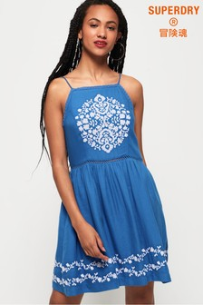 Superdry Katalina Apron Dress