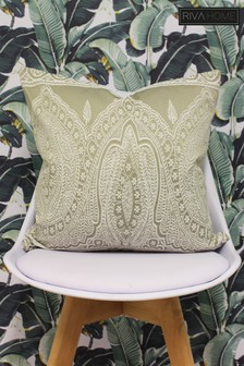 Paisley Cushion by Riva Home