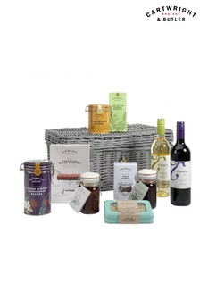 The Bolton Abbey Hamper by Cartwright & Butler