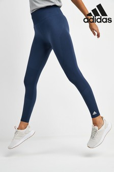 Activewear Gym Leggings in Navy Size 16 18 20 22 24 26 28 30 32 B12