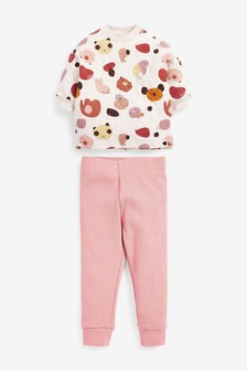 Quilted Sweat Co-ord Set (3mths-7yrs)
