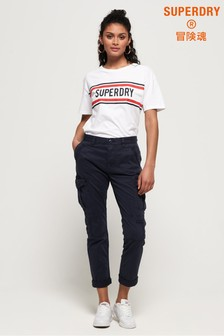 Superdry Girlfriend Cargo Pant