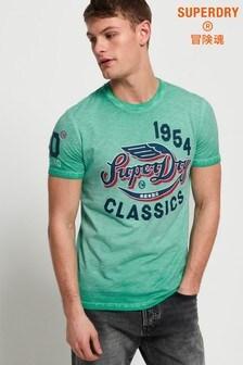 Superdry High Flyers Slub T-Shirt