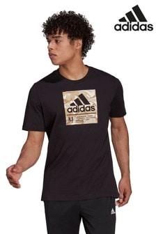 adidas Camo Fill Logo T-Shirt