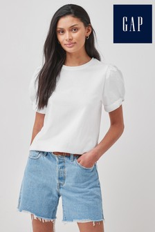 Gap Puff Sleeve T-Shirt
