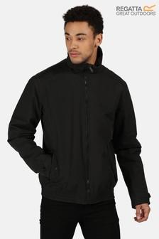 Regatta Black Rayan Bomber Jacket