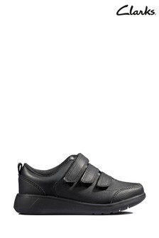 Clarks Black Scape Sky T Shoe