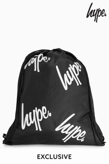 Hype. Drawstring Bag