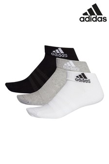 adidas Adult Ankle Socks 3 Pack