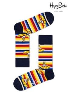 Happy Socks Beatles All On Board Socks