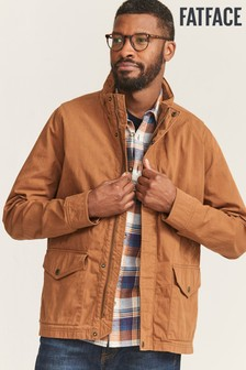FatFace Brown Broadgate Jacket
