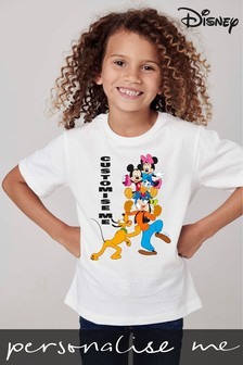 Personalised Disney™ Minnie And Friends T-Shirt