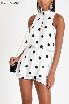 2802120ef03e1 River Island Playsuit