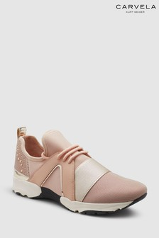 Carvela Nude Mix Lamar Runner