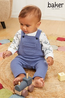 Baker by Ted Baker Dungarees Set