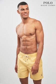 Polo Ralph Lauren Yellow Swim Short