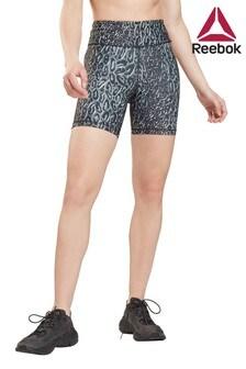 Reebok Sarafi All Over Print Cycling Shorts