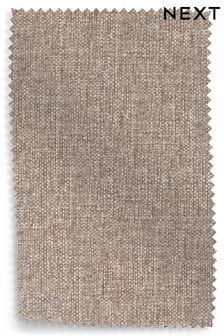 Tweedy Blend Light Dove Upholstery Fabric Sample