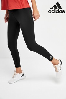 adidas Black 7/8 Leggings