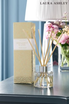 Laura Ashley Bergamot And Lime 100ml Diffuser
