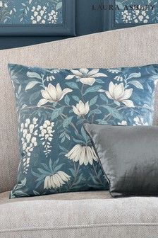 Seaspray Parterre Printed Cushion